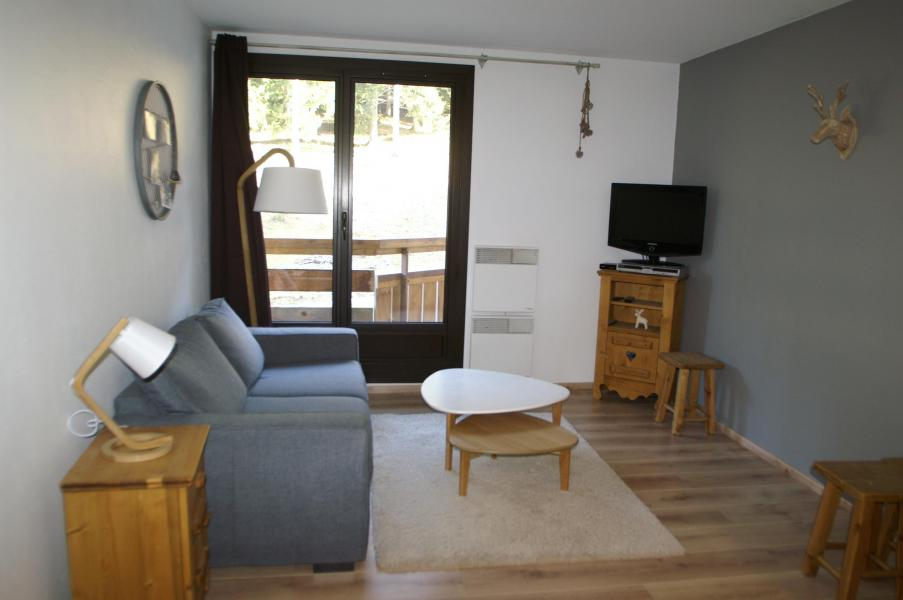 Аренда на лыжном курорте Апартаменты 2 комнат 5 чел. - Résidences Prapoutel les 7 Laux - Les 7 Laux - Салон