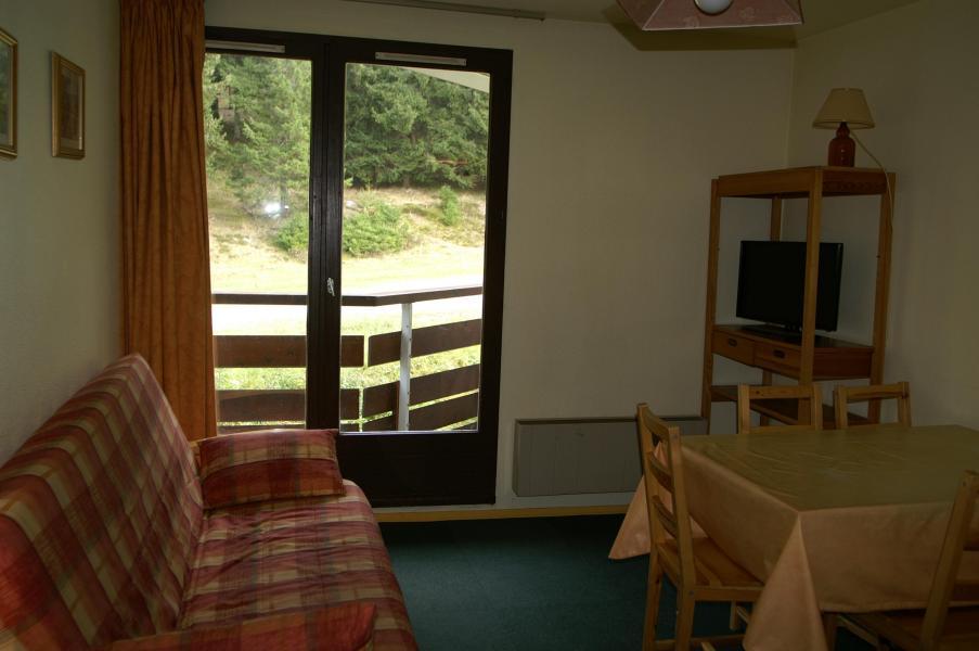 Location au ski Appartement 2 pièces 5 personnes - Résidences Prapoutel les 7 Laux - Les 7 Laux - Coin repas