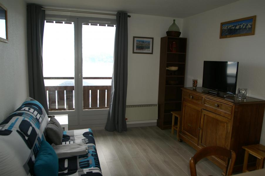 Location au ski Appartement 3 pièces 7 personnes - Résidences Prapoutel les 7 Laux - Les 7 Laux - Séjour