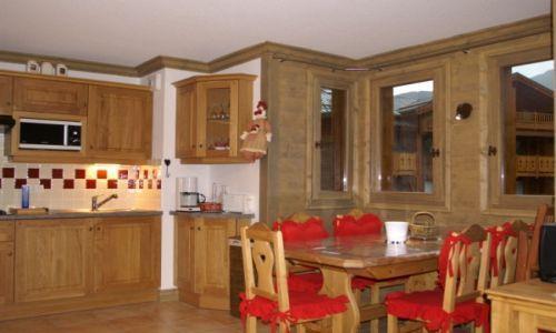Location au ski Appartement 2-3 pièces 4-6 personnes - Residence Les Granges Des 7 Laux - Les 7 Laux - Micro-ondes
