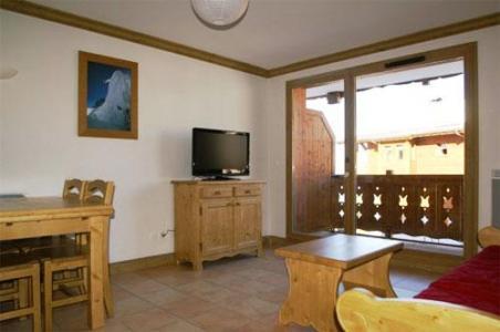 Location au ski Appartement 2-3 pièces 4-6 personnes - Residence Les Granges Des 7 Laux - Les 7 Laux - Tv