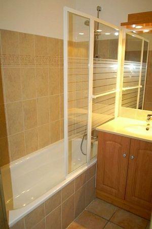Location au ski Appartement 2 pièces 4 personnes - Residence Les Granges Des 7 Laux - Les 7 Laux - Salle de bains