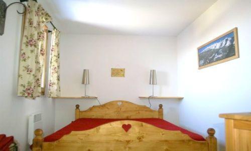 Location au ski Appartement 3 pièces cabine 6-8 personnes - Residence Les Granges Des 7 Laux - Les 7 Laux - Chambre