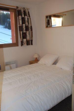 Location au ski Appartement duplex 3 pièces cabine 10 personnes - Residence Les Granges Des 7 Laux - Les 7 Laux - Chambre