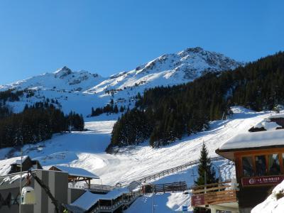 Vacances en montagne Résidences le Pleynet les 7 Laux - Les 7 Laux - Extérieur hiver