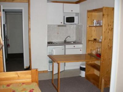 Location au ski Studio 3 personnes (standard) - Residences Le Pleynet Les 7 Laux - Les 7 Laux - Kitchenette