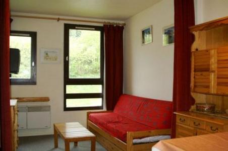 Location au ski Studio 3 personnes (standard) - Residences Le Pleynet Les 7 Laux - Les 7 Laux - Séjour