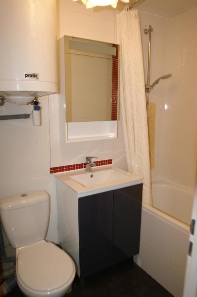 Alquiler al esquí Apartamento 2 piezas para 5 personas (estándar) - Résidences Prapoutel les 7 Laux - Les 7 Laux - Cuarto de baño