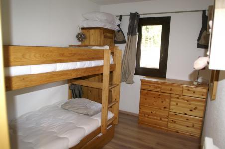 Location au ski Appartement 2 pièces 5 personnes (standard) - Résidences Prapoutel les 7 Laux - Les 7 Laux - Lits superposés