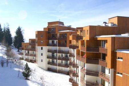 Location au ski Residences Prapoutel Les 7 Laux - Les 7 Laux - Extérieur hiver