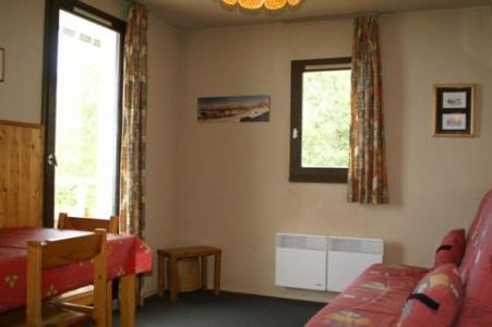 Location au ski Studio cabine 4 personnes (standard) - Residences Prapoutel Les 7 Laux - Les 7 Laux - Séjour