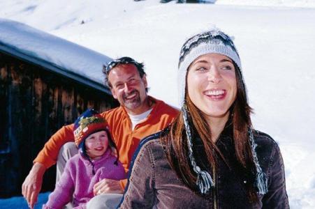 Location au ski Vvf Villages Les Adrets - Les 7 Laux - Extérieur hiver