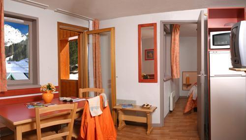 Location au ski Vvf Villages Les Adrets - Les 7 Laux - Séjour