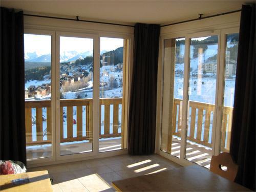 Location au ski Residence Lagrange L'oree Des Cimes - Les Angles - Séjour