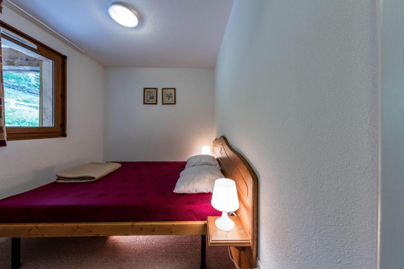 Location au ski Residence Le Clos Des Fontaneilles - Les Angles - Lit double