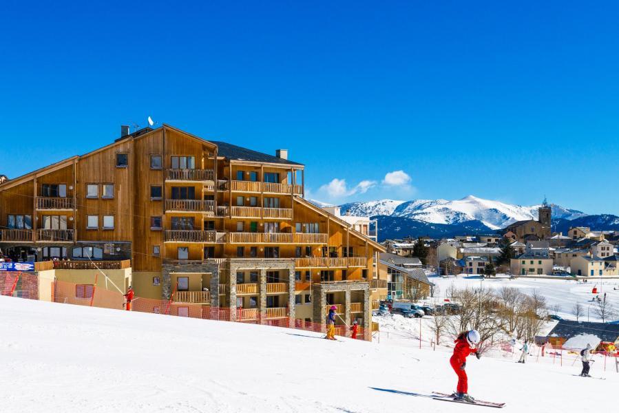 Alquiler al esquí Résidence Lagrange l'Orée des Cimes - Les Angles - Invierno