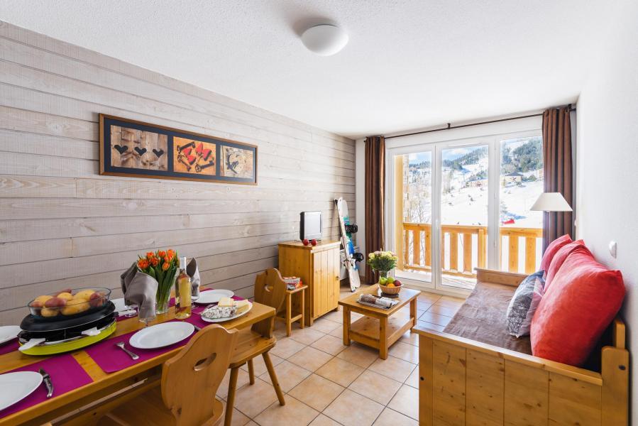 Alquiler al esquí Résidence Lagrange l'Orée des Cimes - Les Angles - Estancia