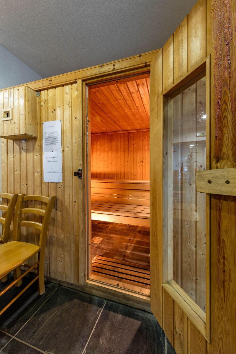 Soggiorno sugli sci Résidence le Clos des Fontaneilles - Les Angles - Sauna