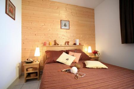 Rent in ski resort Résidence Lagrange Prat de Lis - Les Angles - Double bed