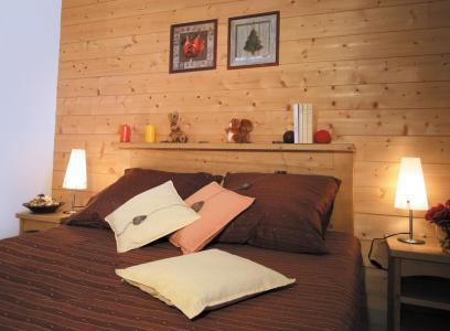 Location au ski Résidence Lagrange Prat de Lis - Les Angles - Lit double