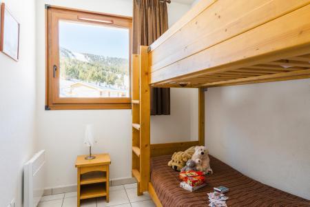 Location au ski Résidence Lagrange Prat de Lis - Les Angles - Lits superposés
