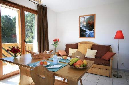 Alquiler al esquí Résidence Lagrange Prat de Lis - Les Angles - Sofá-cama