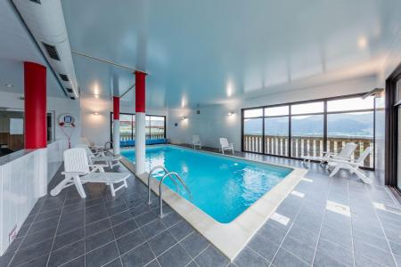 Location au ski Residence Le Clos Des Fontaneilles - Les Angles - Piscine