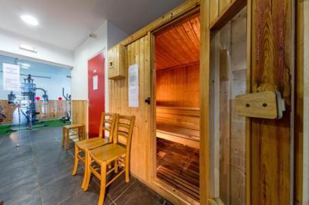 Location au ski Residence Le Clos Des Fontaneilles - Les Angles - Sauna