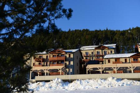 Location Les Angles : Residence Les Chalets De L'isard hiver