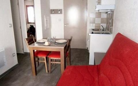 Location 6 personnes Appartement 2 pièces coin montagne 6 personnes - Residence Les Chalets De L'isard