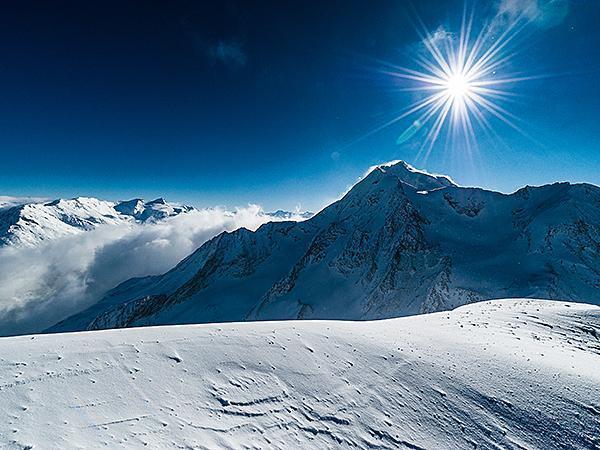 Ski en mars Chalet Villaroger