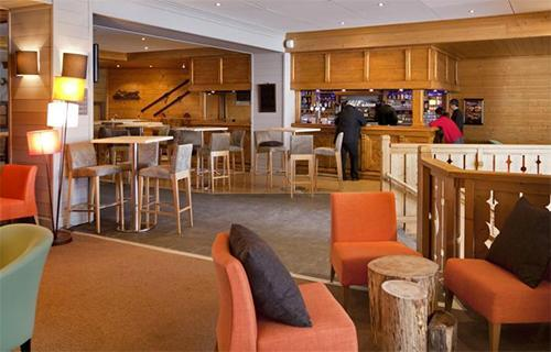 Location au ski Hotel Club Mmv Altitude - Les Arcs - Intérieur