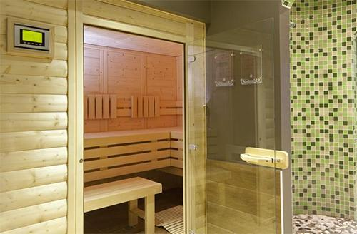 Location au ski Hotel Club Mmv Altitude - Les Arcs - Sauna