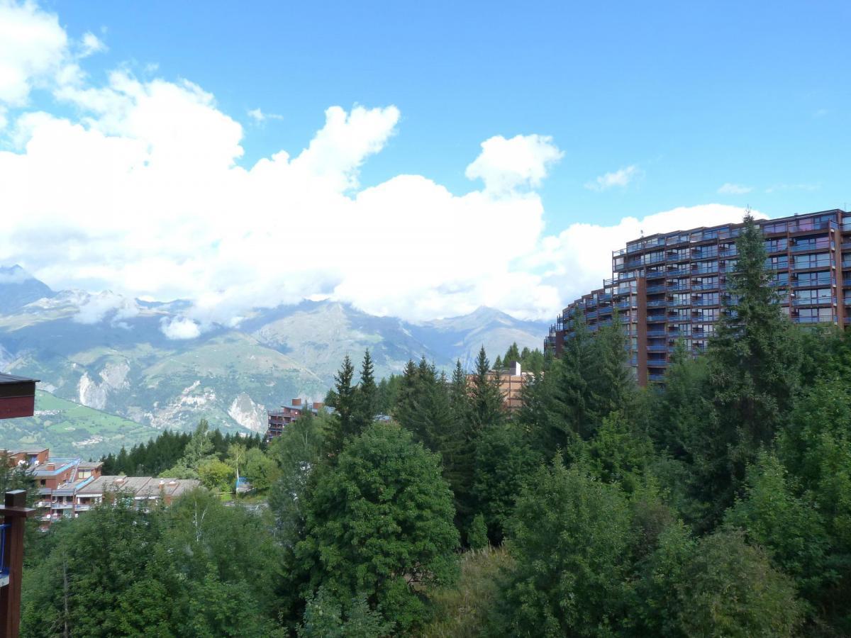 Location au ski Studio 3 personnes (602) - La Residence Armoise - Les Arcs - Coin séjour