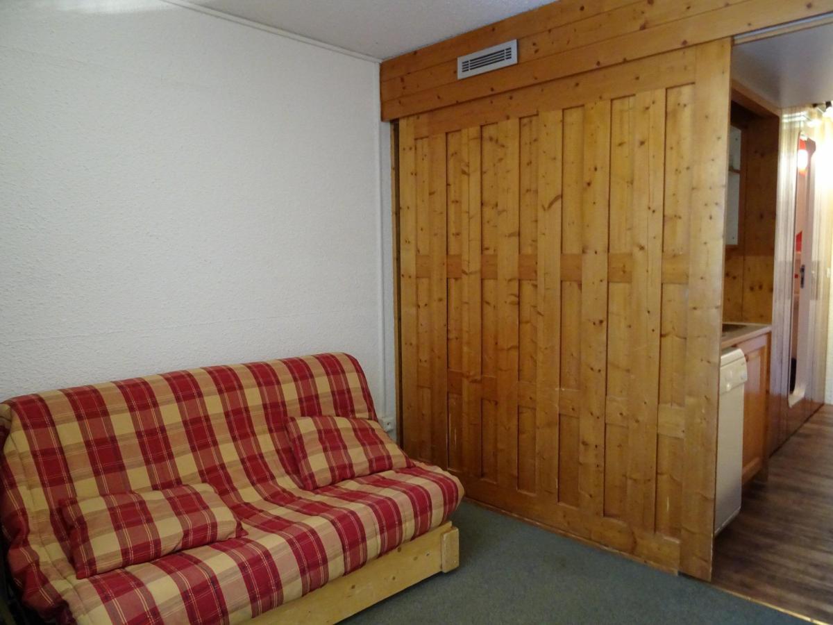 Location au ski Studio 4 personnes (306) - La Residence Belles Challes - Les Arcs - Extérieur hiver