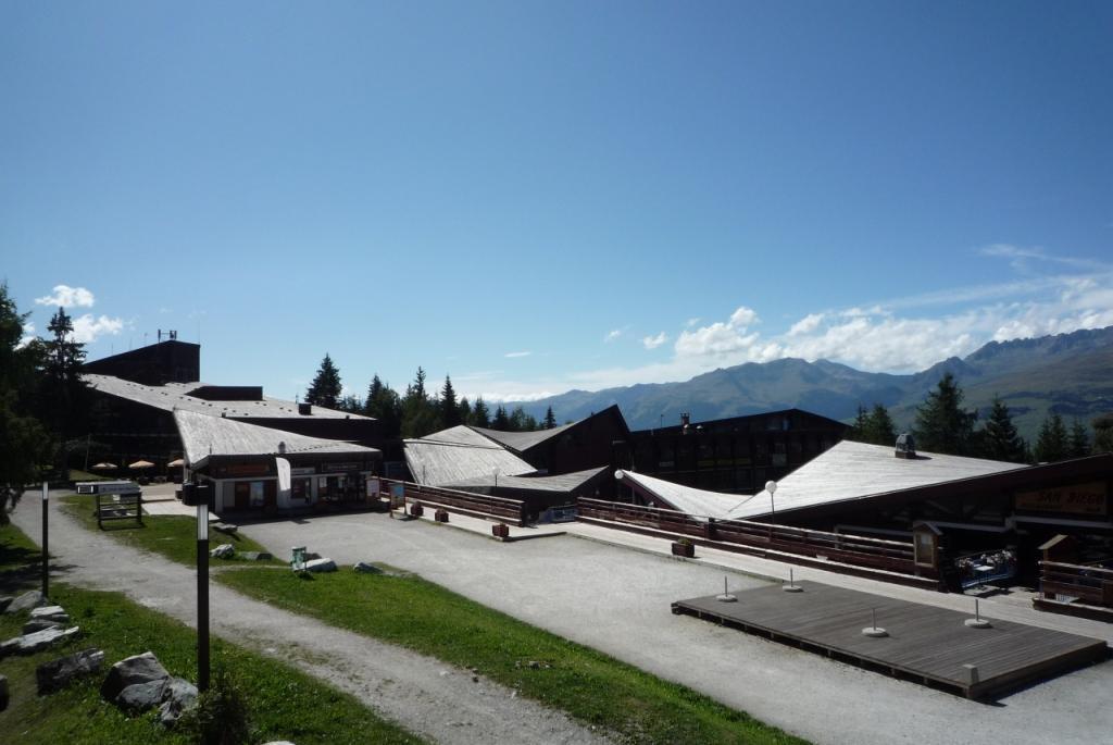 Location au ski Studio 4 personnes (306) - La Residence Belles Challes - Les Arcs - Couloir