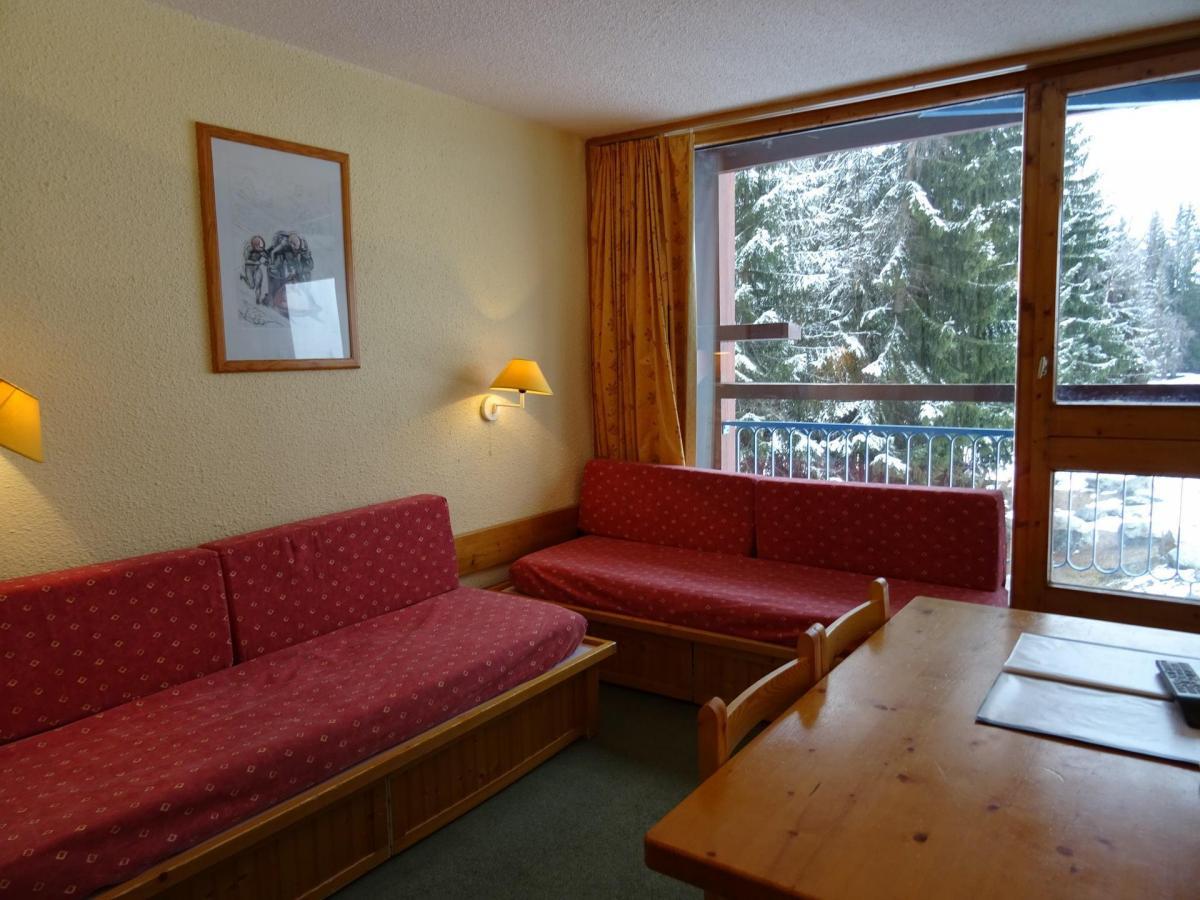 Location au ski Studio 4 personnes (306) - La Residence Belles Challes - Les Arcs - Séjour