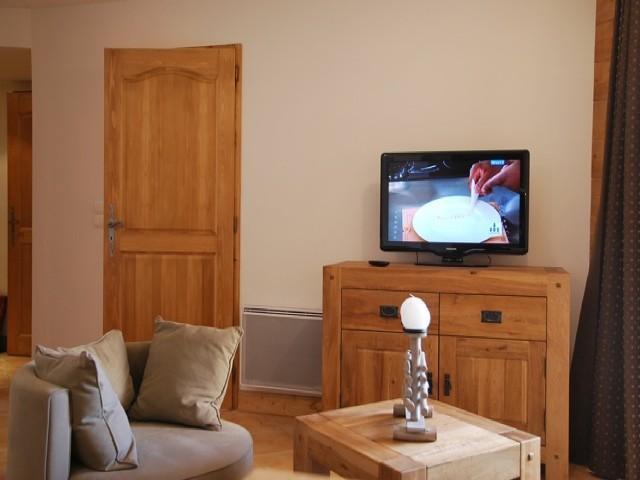 Location au ski Appartement 2 pièces cabine 6 personnes (29 C) - La Residence L'iseran - Les Arcs