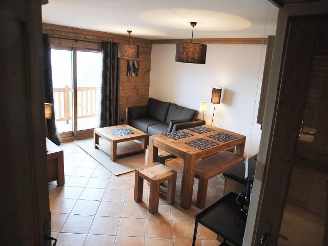 Location au ski Appartement 3 pièces 6 personnes (14B C) - La Residence L'iseran - Les Arcs