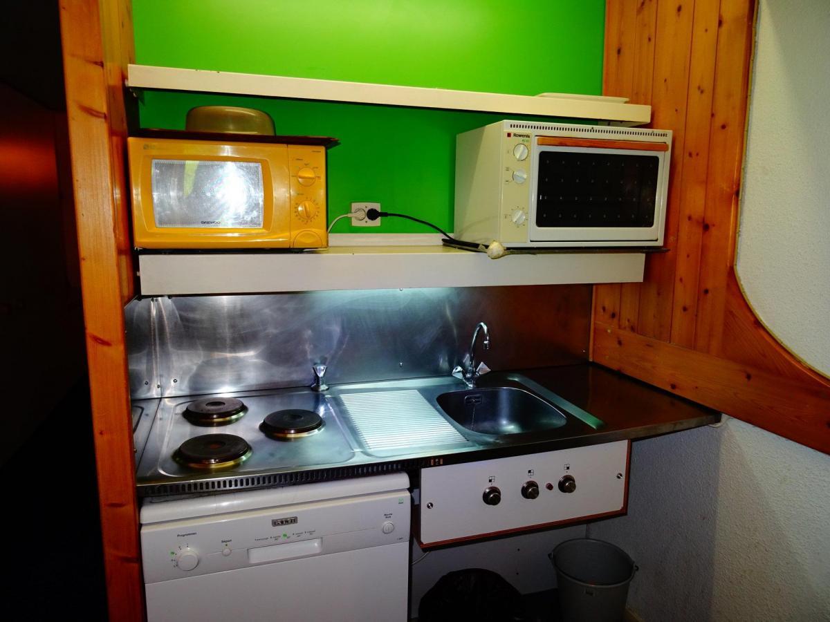 Location au ski Studio coin montagne 5 personnes (188) - La Residence Les Lauzieres - Les Arcs