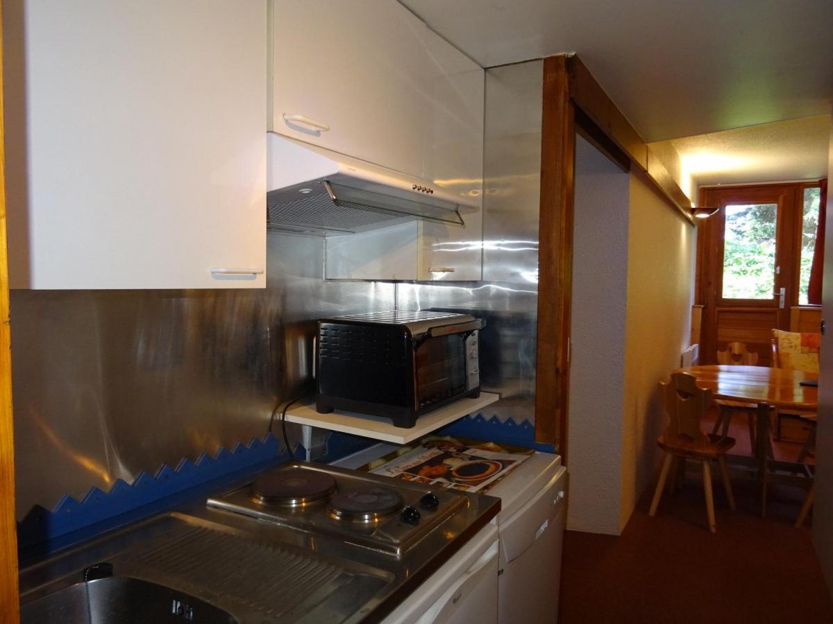 Location au ski Studio coin montagne 4 personnes (013) - La Residence Miravidi - Les Arcs