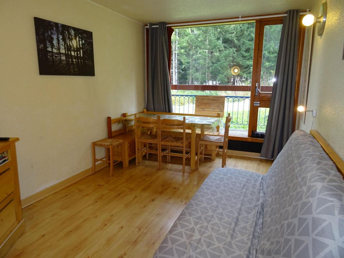 Location au ski Studio coin montagne 4 personnes (110) - La Residence Miravidi - Les Arcs