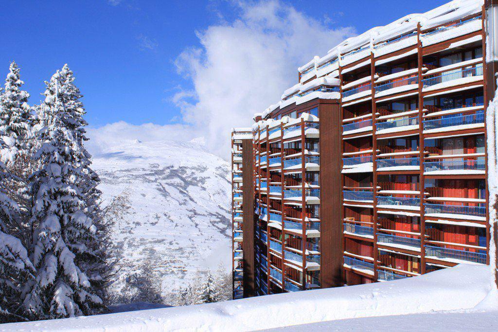 Appartement 2 pièces coin montagne 6 personnes (1368). La résidence Nova 4, avec ascenseur, se trouve dans le quartier des Villards &agr