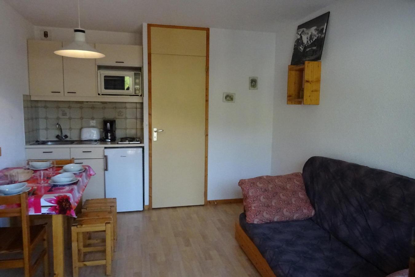 Location studio au ski La Residence Ruitor