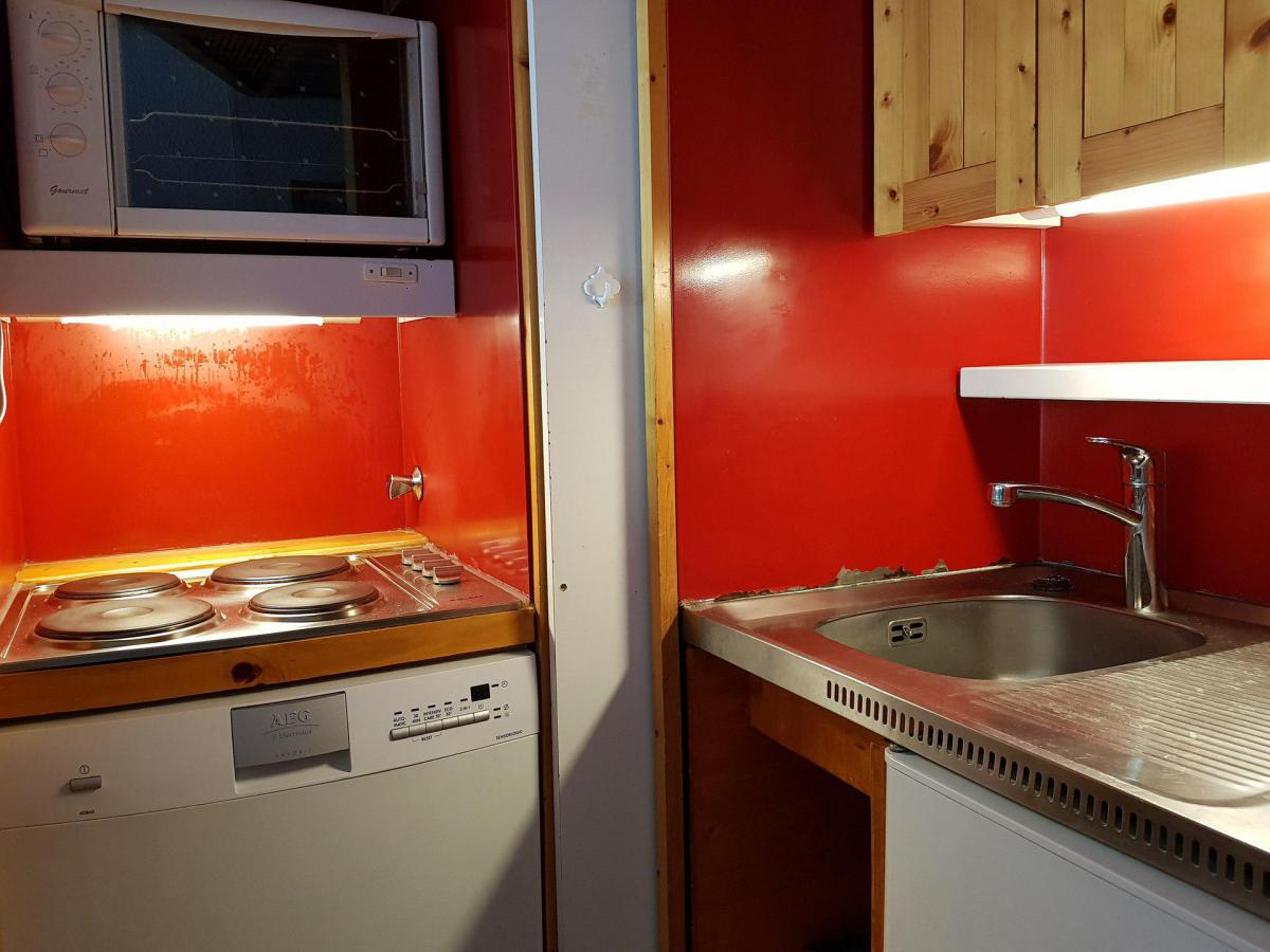Location au ski Studio coin montagne 4 personnes (244) - Residence Aiguille Rouge - Les Arcs