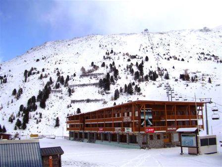Location au ski Studio coin montagne 4 personnes (164) - Residence Aiguille Rouge - Les Arcs