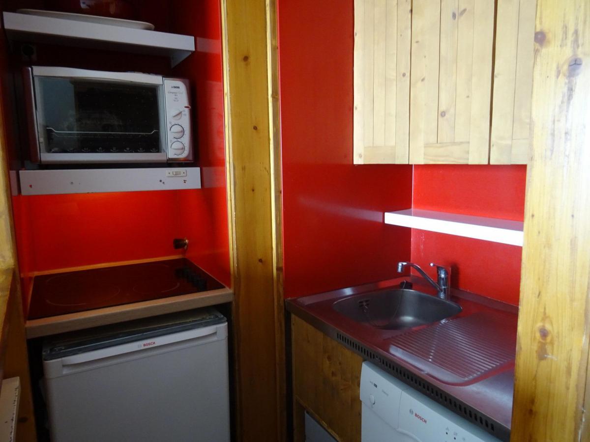 Location au ski Studio coin montagne 4 personnes (334) - Residence Aiguille Rouge - Les Arcs
