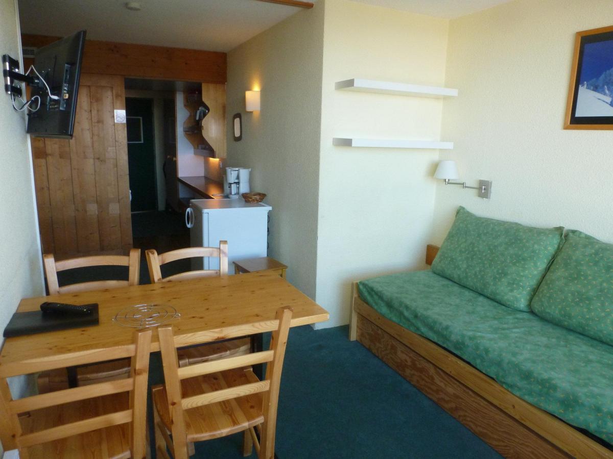 Location au ski Studio 4 personnes (1014) - Residence Belles Challes - Les Arcs