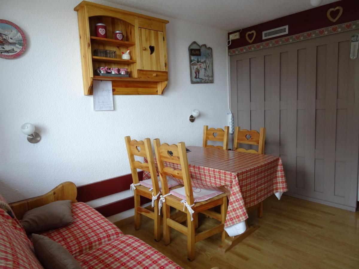 Location au ski Studio coin montagne 4 personnes (717) - Residence Belles Challes - Les Arcs