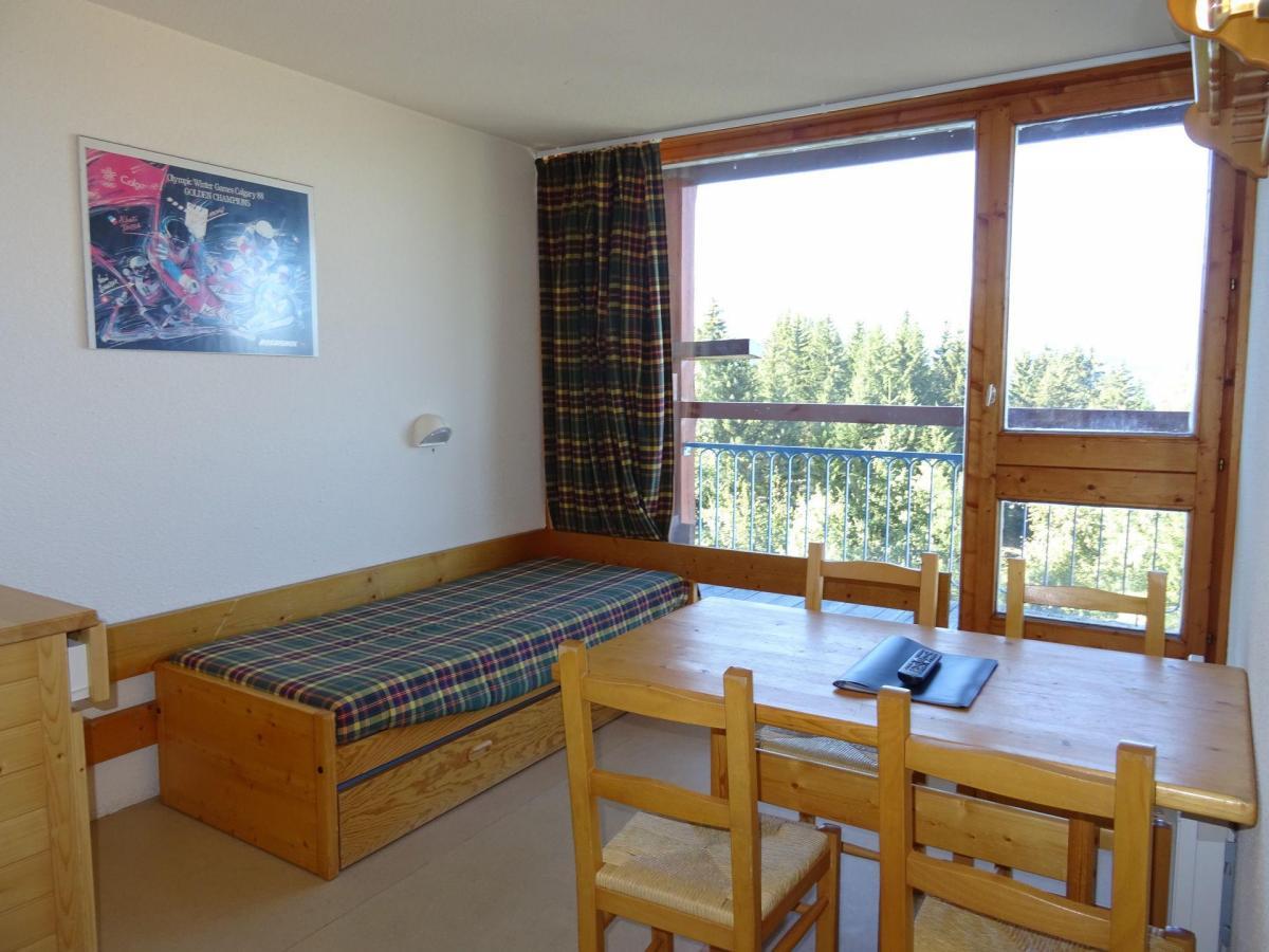 Location au ski Studio 4 personnes (912) - Residence Belles Challes - Les Arcs